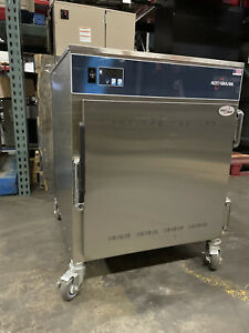 Alto shaam Mobile Dutch Door Holding Cabinet Restaurant Equipment