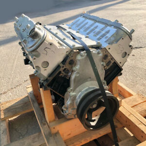 Gm Chevrolet Ls Gen Iii Lm7 5 3l Cast Iron Engine Long Block 010 Over Sized