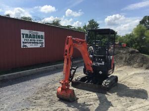 2007 Kubota Kx41 3 Hydraulic Mini Excavator W Thumb Very Clean