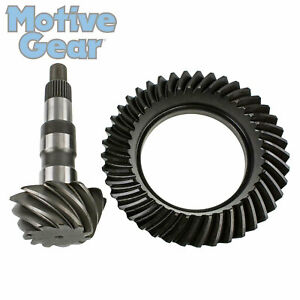 Motive Gear Gm10 373 Ring And Pinion 3 73 Gm10 Bolt 8 5