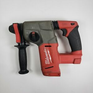 Milwaukee Tool Sds Plus 2712 20 Rotary Hammer bare Tool