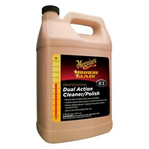 Meguiars M8301 Mirror Glaze 1 Gallon Professional Dual Action Cleaner polish