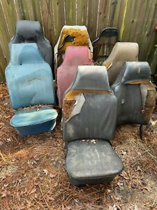 10x Vintage 1968 1979 Volkswagen Vw Beetle Bug Front Seats Lot