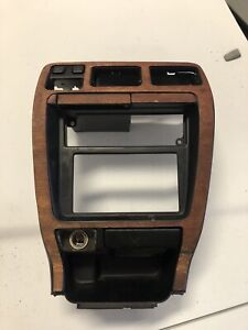 1996 1998 Toyota 4runner Center Dash Bezel Surround