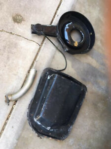 1977 Trans Am Shaker Air Cleaner Assembly 6 6 Bandit