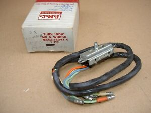 56 57 T Bird Turn Signal Switch And Wire Assembly B6sz 13341 A Nos