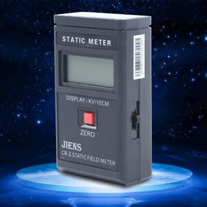 High Precision Handheld Electrostatic Field Meter Electrostatic Voltage Tester