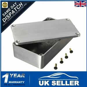 4 4x2 5x1 3 Inch Electrical Enclosure Project Case Guitar Effects Box Aluminum