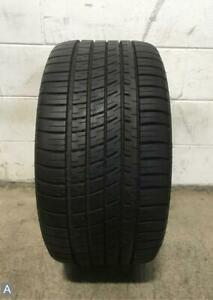 1x P285 35r18 Michelin Pilot Sport A s 3 Plus 9 32 Used Tire