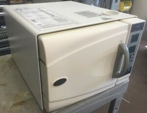 Reconditioned Pelton Crane Delta Q Sterilizer Fda Automatic Autoclave Warranty