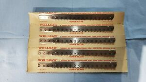 Jarvis Wellsaw Blades 8 5 pack For Jarvis 404 And 444 Well Saw For Deer Meat