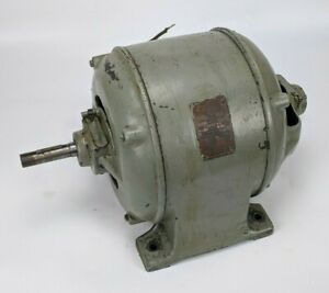 Vintage Wagner 8y75a 1hp Electric Ac Motor 115 230v 1725rpm 60hz