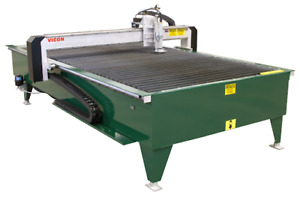 Used 2018 Vicon 510dl Plasma liner Cutting Table 5 x10
