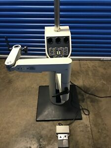 Reichert 14364 Ophthalmology Stand With Pedal
