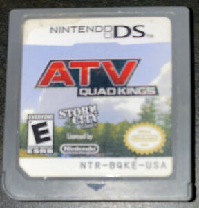 ATV: Quad Kings (Nintendo DS) Cartridge Only No Box Or Book