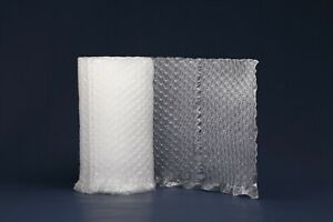50 Foot Large Bubble Wrap Roll 12 Wide 1 2 Bubbles Perforated Every Foot