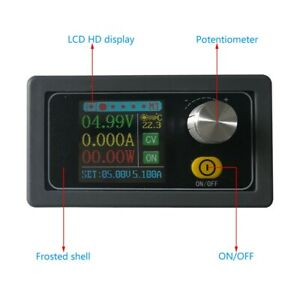Dc dc 80w 7a Cvcc Step Up Down Power Supply Module Solar Charger Lcd Display
