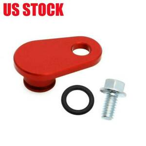 For Th350 Transmission Kick Down Cable Block Off Plug Removal Delete Turbo 350 R
