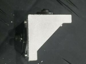 14 Slotted Inside Corner Bracket With Dual Support Economy T nut included
