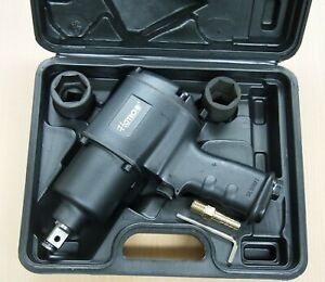 Hoteche 3 4 Twin Hammer Heavy Duty Air Impact Wrench Max Torque 885ft lb