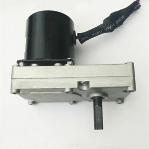 120fh Ac Permanent Magnet Gear Motor 1rpm 1 5rpm Ac220v 14w Low Speed Motor