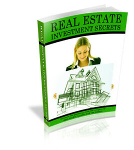 Real Estate Investment Secrets Discover The Jealously Guarded Insights Pdf