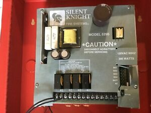 Silent Knight 5295 Bell Power Supply