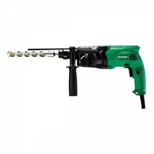 Hikoki Dh24pg2 Corded Rotary Hammer Drill Switchable 3 Mode Fast Shipping Japan