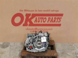 17 2017 Chevy Cruze 1 4l Automatic Transmission Assembly
