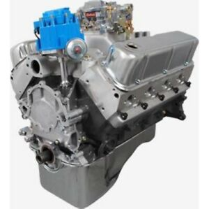 Blueprint Engines Bpf4088ctc 408ci Stroker Crate Engine Small Block For Ford New