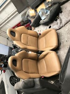 Honda S2000 Seat Tan Right Passanger Only