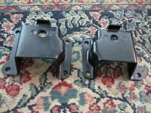 1966 1967 1968 1969 Ford Fairlane comet falcon ranchero V8 Motor frame Mounts Sb