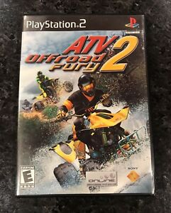 ATV Offroad Fury 2 (Sony PlayStation 2  2002) PS2 Complete