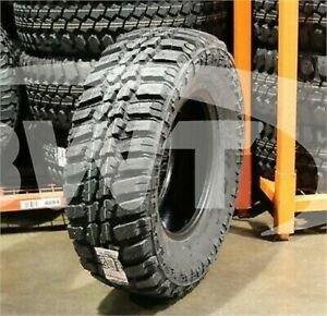 4 New Nankang Mt 1 Conqueror M t 121q Tires 2957017 295 70 17 29570r17