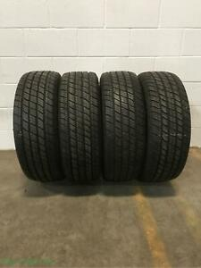 2x Take Off P245 60r18 Cooper Adventurer H T Cuv 11 12 32 Used Tires