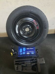 2009 Honda Pilot Jack Assembly With Compact Spare Tire Donut Oem T165 80r17