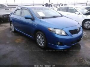 Passenger Side View Mirror Power With Heated Fits 09 13 Corolla 578396