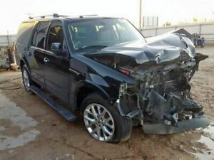 Console Front Floor Leather Armrest Lid Fits 15 17 Expedition 589150