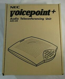 Nec Voicepoint Conference Base Unit Phone Model Aec 50 New