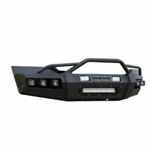 Iron Cross 62 625 19 Hardline Front Bumper With Bar For Dodge Ram 2500 3500 New