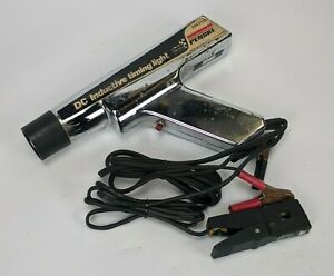 Penske No 244 2138 Dc Inductive Timing Light W Cables Sears Vintage