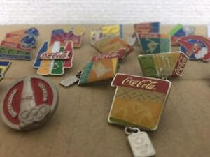Coca Cola Pin Badge Pins Olympic This And That 20 Points Vintage Thing