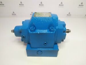 Yuken Hcg 06 l2 21 Pressure Control Valve With Sub plate Mounting