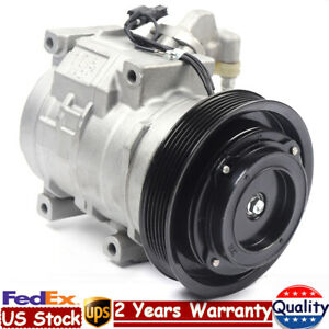 Ac Air Conditioner Compressor For Acura Mdx Zdx 3 7l Honda Odyssey Pilot 3 5l Us