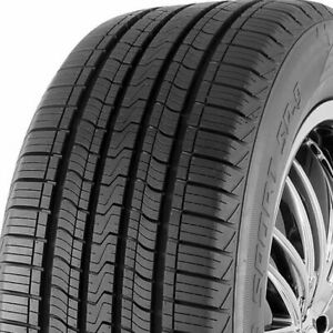 2 new 225 60r15 Nankang Sp 9 96v All Season Tires 24650019