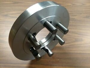 10 D1 6 D6 Semi finished Adapter Plate For Chucks adp 10 d6sm