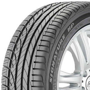 Dunlop Signature Hp P205 55r16 91v Bsw All season Tire