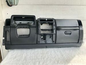 01 06 Jeep Tj Wrangler Slate Gray Oem Dash Assembly Dashboard Bezel Trim W Key