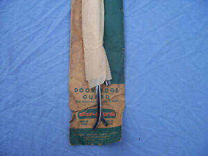 Nos 1960 Chevrolet Pass Car 4 Door Sedan station Wagon Door Edge Guards 988106