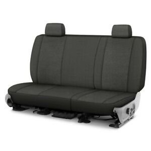 For Nissan Titan 04 11 Cool Mesh 2nd Row Charcoal Custom Seat Covers